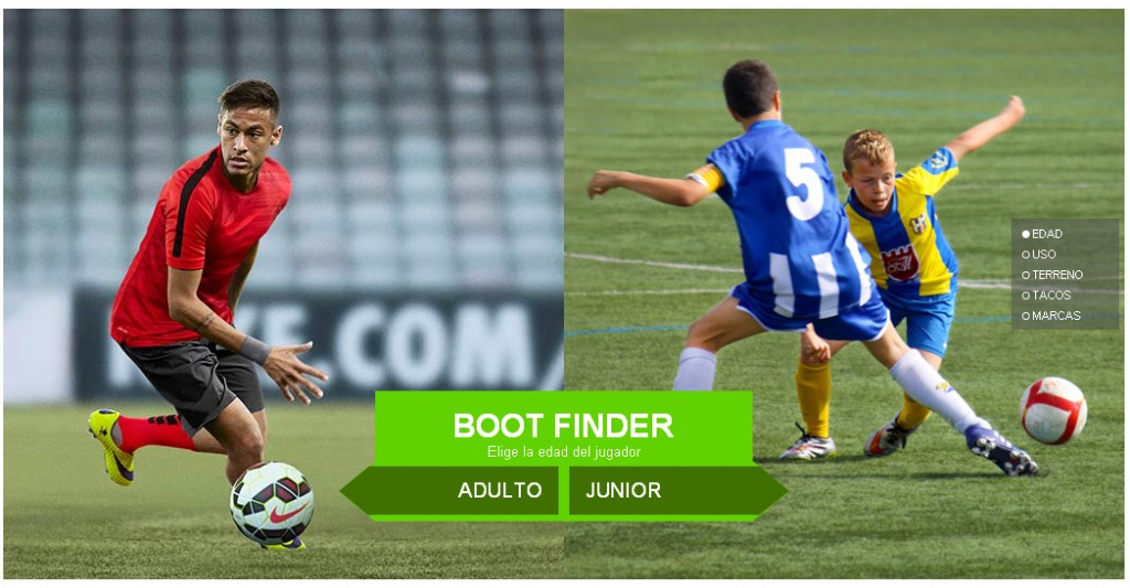 goalinn boots finder