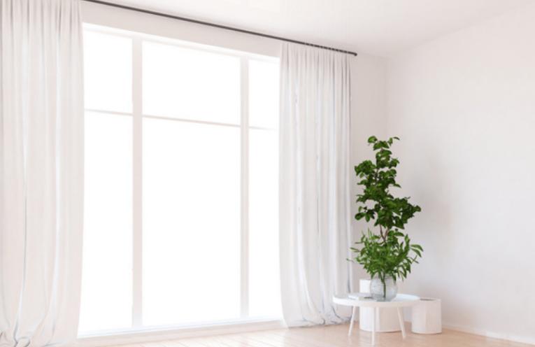 Tres trucos para elegir la cortina adecuada