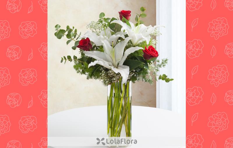 Las seis mejores flores frescas que enviar en España