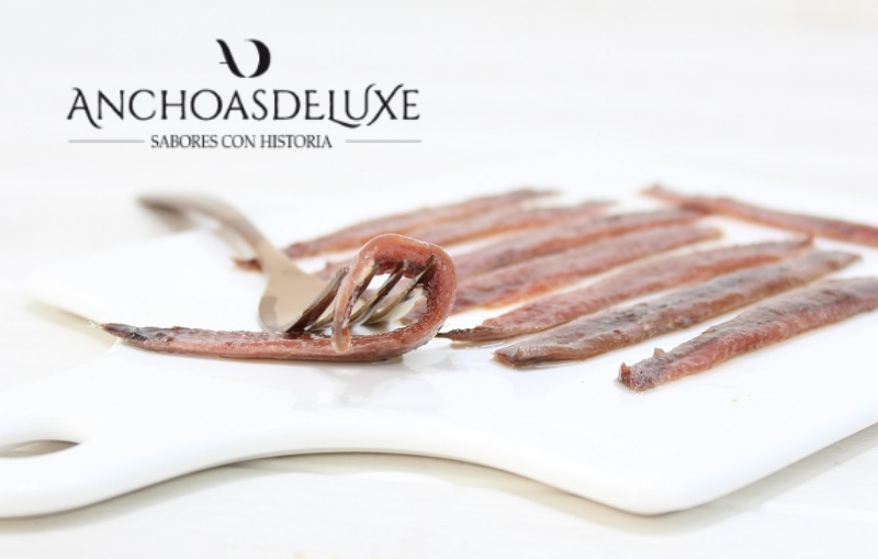 Anchoasdeluxe.com, para los amantes de las anchoas