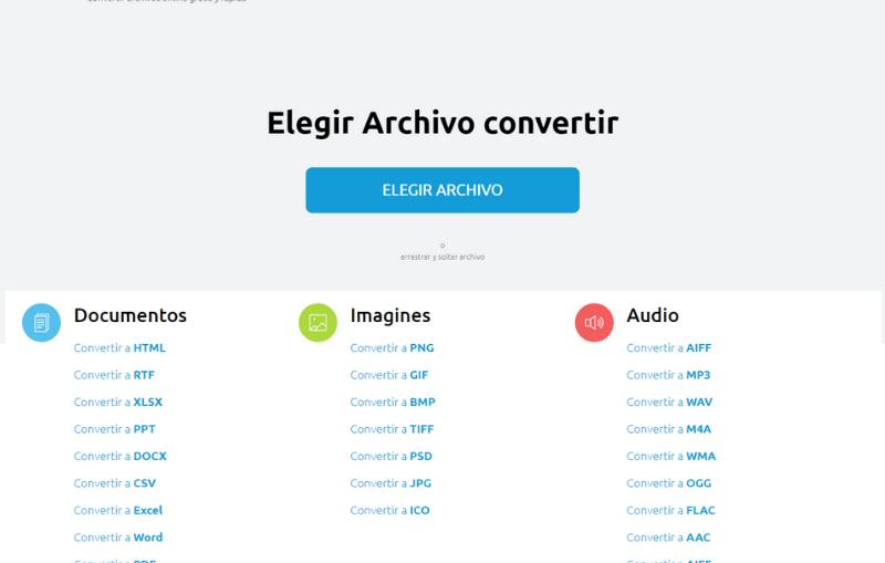 Onlineconvertfree, el nuevo convertidor de archivos gratuito