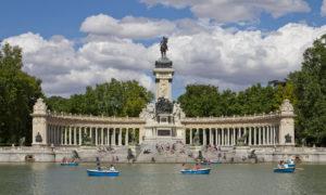PARQUE DEL BUEN RETIRO_ MADRID_ ESPAÑA