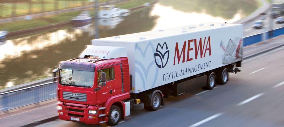MEWA cruza el Canal de la Mancha